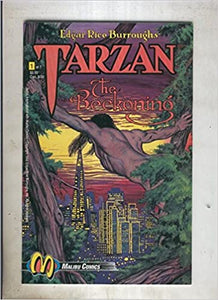 EDGAR RICE BURROUGHS TARZAN THE BECKONING #1-7 COMPLETE SET
