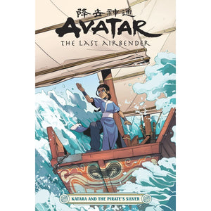 AVATAR LAST AIRBENDER KATARA AND THE PIRATE'S SILVER GN