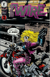 BARB WIRE #1-9 (Dark Horse 1994) COMPLETE SET