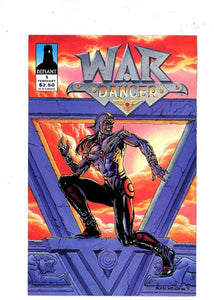 WAR DANCER #1-6 (Defiant 1994) COMPLETE SET