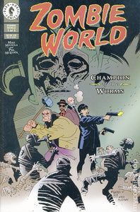 ZOMBIEWORLD CHAMPION OF THE WORLDS #1-3 COMPLETE SET