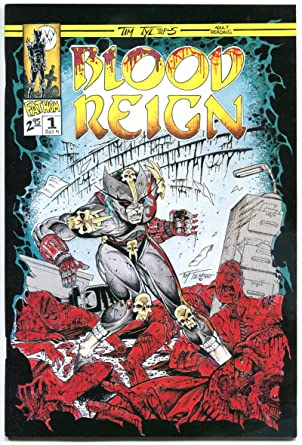BLOOD REIGN #1-2 Complete Run