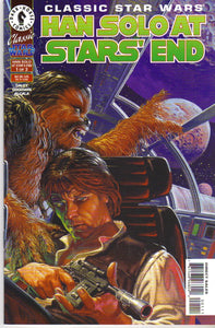 STAR WARS CLASSIC: HAN SOLO AT STARS' END #1-3 Complete Set