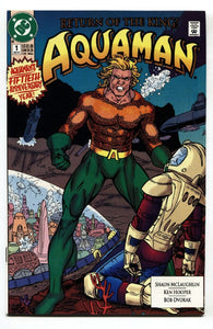 AQUAMAN 2ND SERIES #1-13 (DC 1991) COMPLETE SET