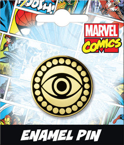 DR. STRANGE EYE OF AGAMOTTO ENAMEL PIN