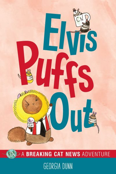 BREAKING CAT NEWS VOL 03 ELVIS PUFFS OUT
