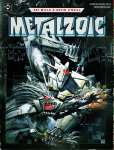 METALZOIC GN Vol 06 VINTAGE
