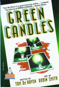 GRREN CANDLES #1-3 (DC 2009) COMPLETE SET