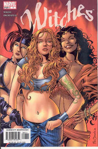 WITCHES #1-4 (Marvel 2004) COMPLETE SET