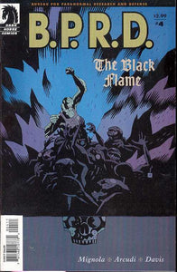 BPRD THE BLACK FLAME #1-6 Complete Set