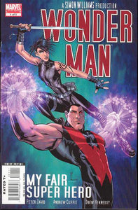 WONDER MAN #1-5 (Marvel 2006) COMPLETE SET
