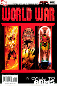 WORLD WAR III (2007 DC Comics) #1-4 COMPLETE SET from the pages of 52