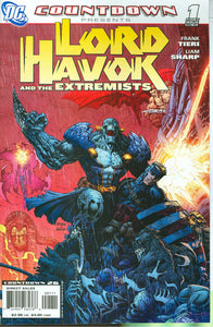 LORD HAVOK AND THE EXTREMISTS (2007 DC Comics) #1-6 COMPLETE SET