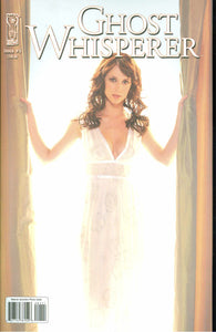 GHOST WHISPERER #1-5 (IDW 2008) COMPLETE SET