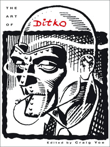 ART OF STEVE DITKO HC