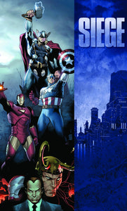 SIEGE #1-4 (Marvel 2010) COMPLETE SET