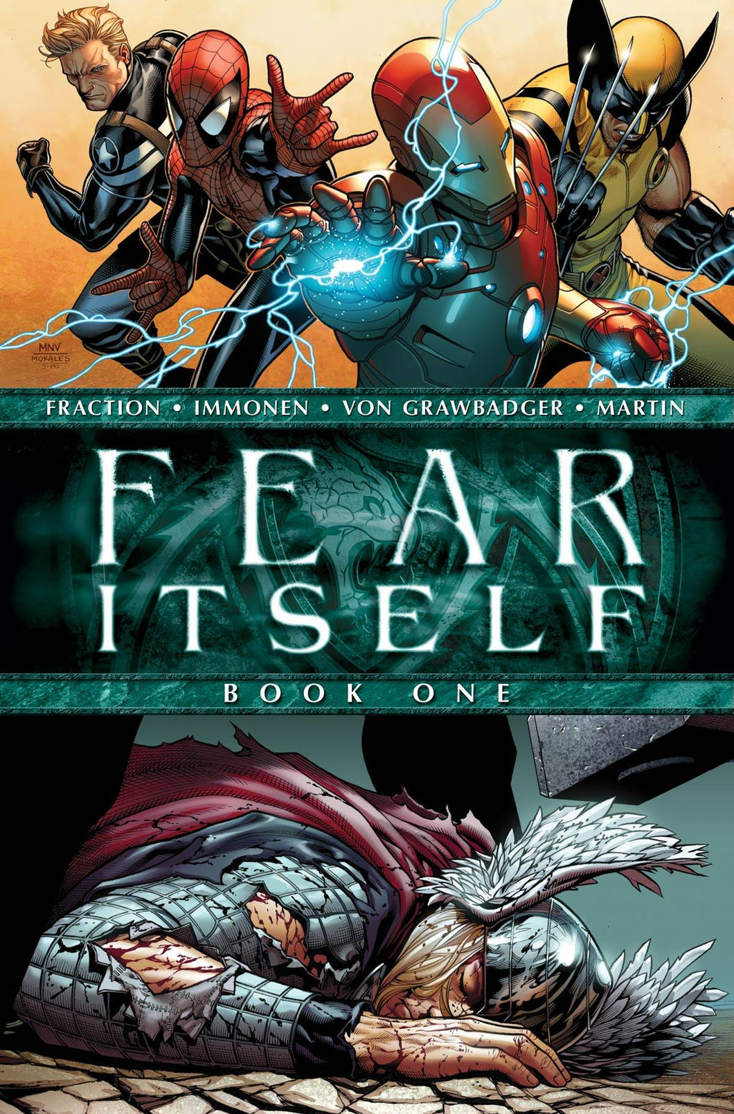 FEAR ITSELF #1-7 (Marvel 2011) COMPLETE SET