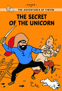 TINTIN YOUNG READERS ED GN SECRET OF THE UNICORN