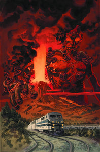 BPRD HELL ON EARTH: THE DEVIL'S ENGINE #1-3 Complete Set