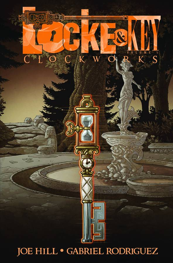 LOCKE & KEY TP VOL 05 CLOCKWORKS