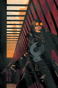 LOBSTER JOHNSON A SCENT IF LOTUS #1-2 (Dark Horse 2013) COMPLETE SET