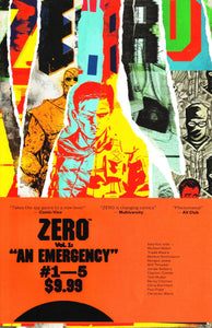 ZERO TP VOL 01 AN EMERGENCY