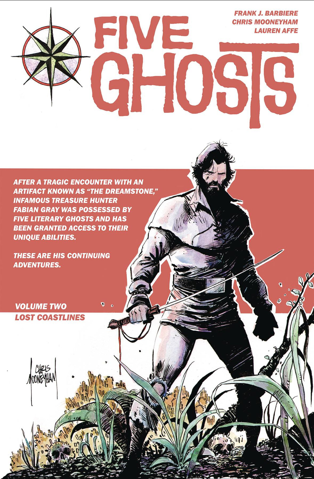 FIVE GHOSTS TP VOL 02 LOST COASTLINES