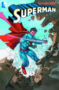 SUPERMAN TP VOL 03 FURY AT WORLD'S END