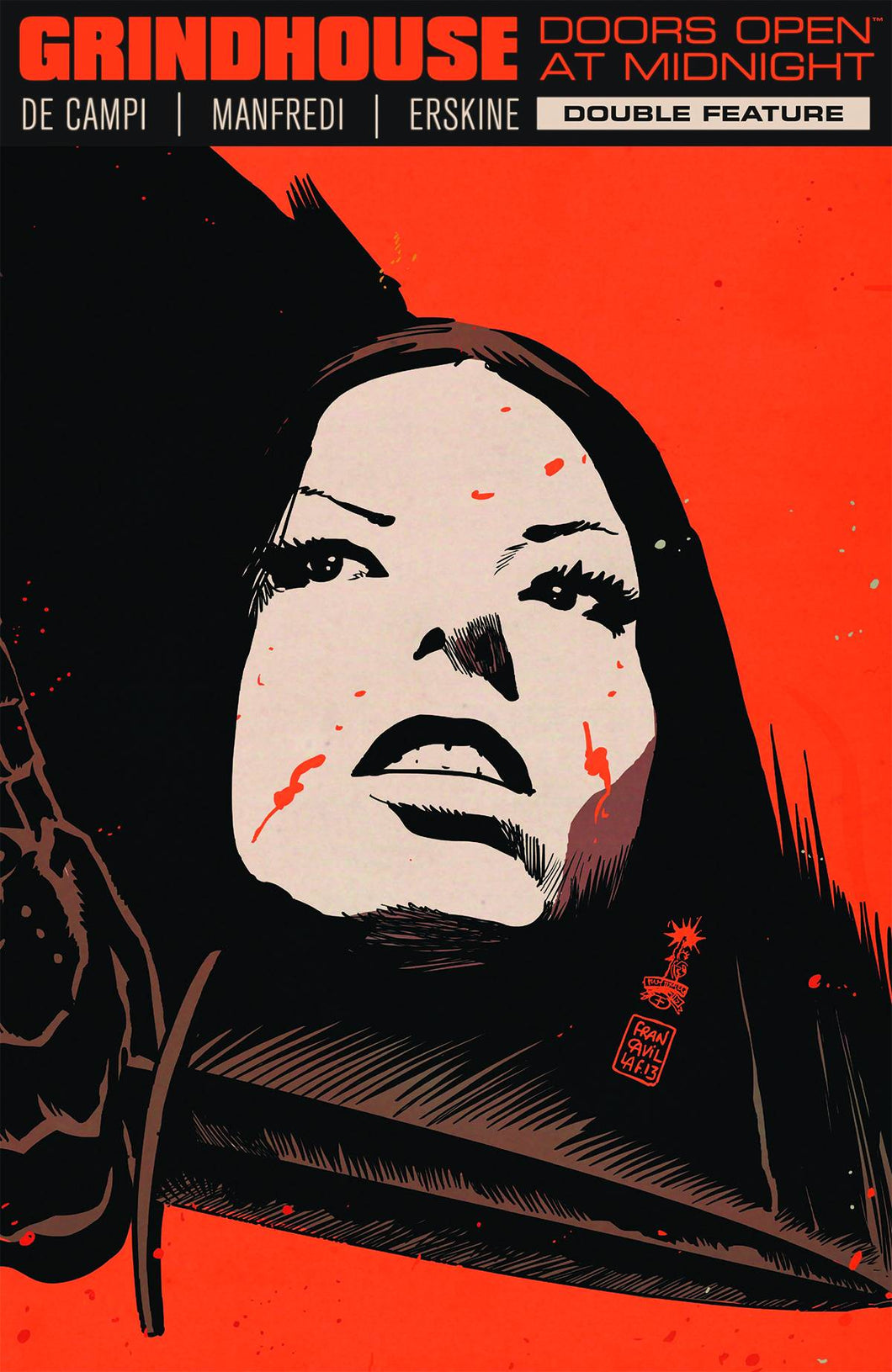 GRINDHOUSE MIDNIGHT TP VOL 02 BRIDE BLOOD FLESH DOLL