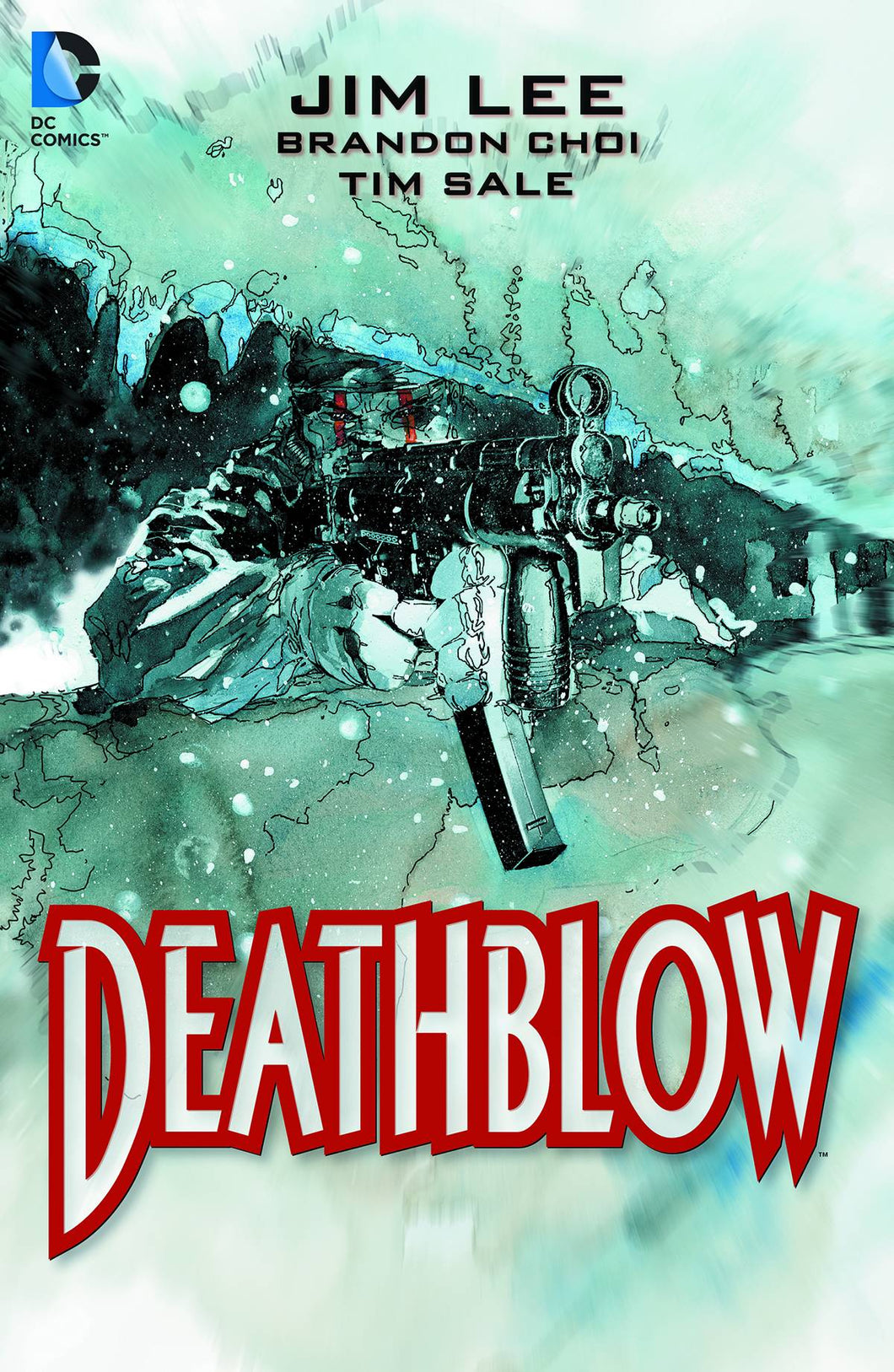 DEATHBLOW DELUXE EDITION TP