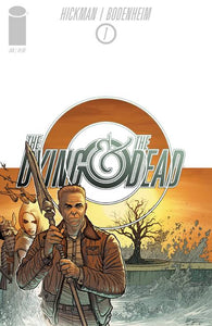 THE DYING AND THE DEAD: THIS UNHOLY INSTRUMENT #1-3 (Image 2014) COMPLETE SET