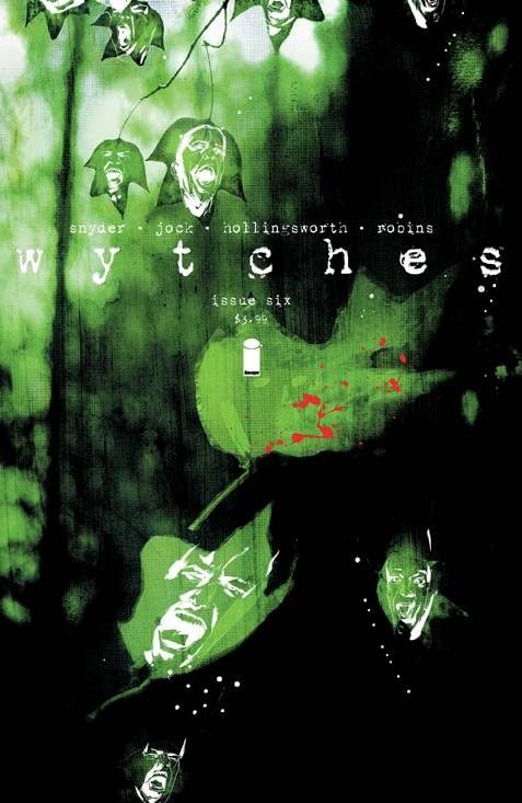 WYTCHES #1-6 COMPLETE SET