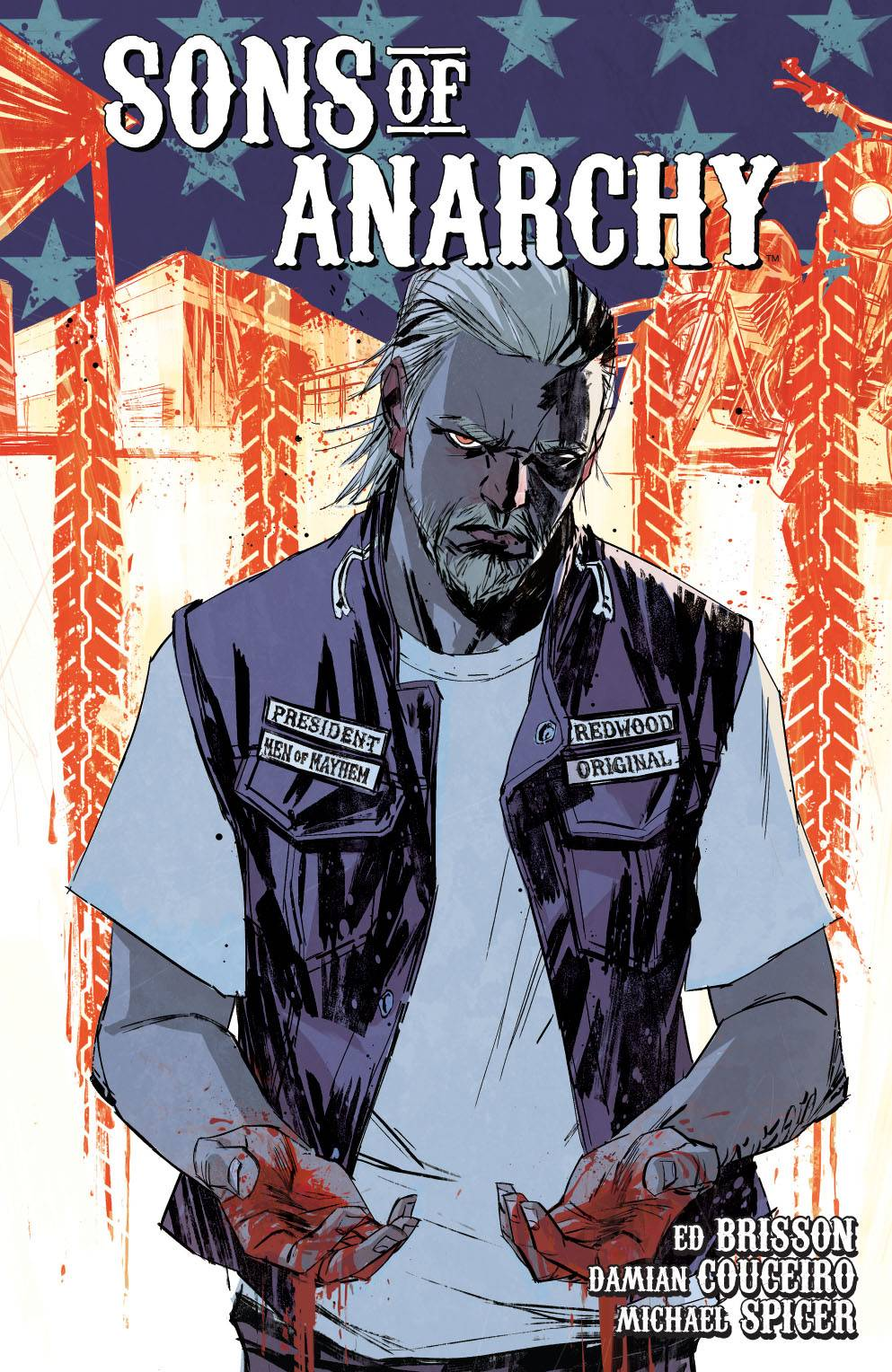 SONS OF ANARCHY TP VOL 03