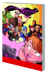 UNBEATABLE SQUIRREL GIRL TP VOL 01 SQUIRREL POWER