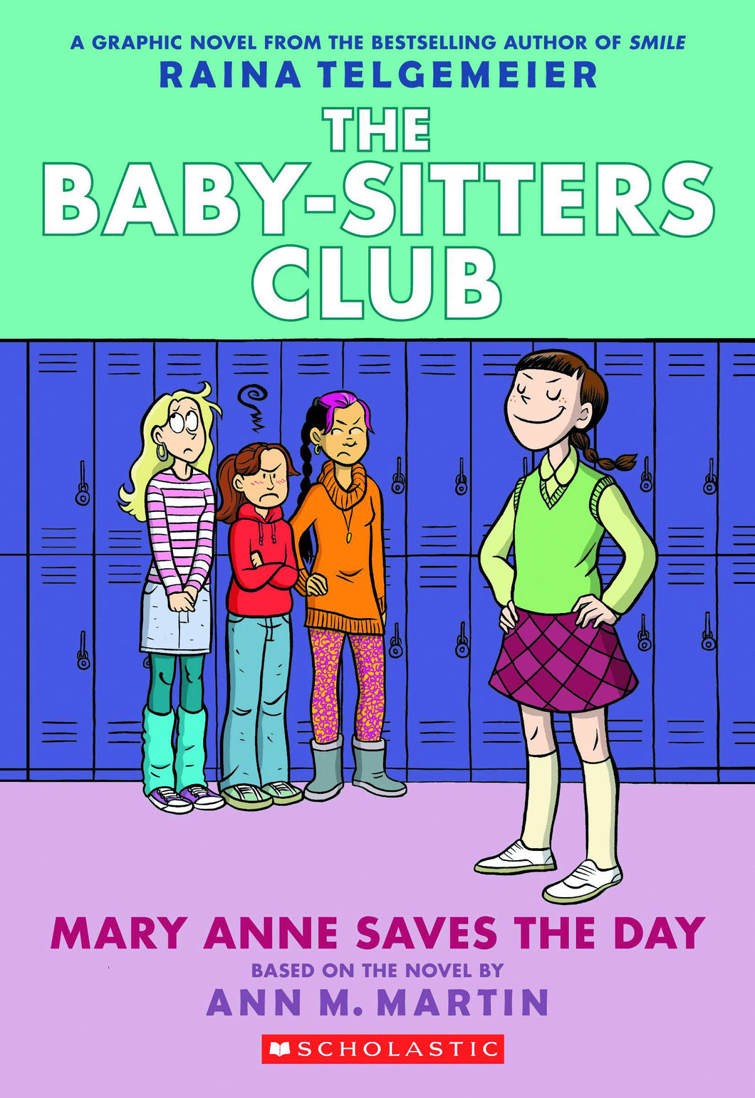 BABY SITTERS CLUB COLOR ED GN VOL 03 MARY ANNE SAVES THE DAY