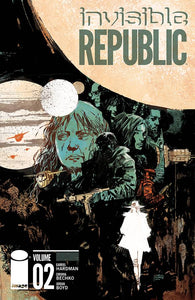 INVISIBLE REPUBLIC TP VOL 02