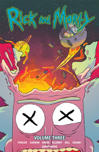 RICK & MORTY TP VOL 03