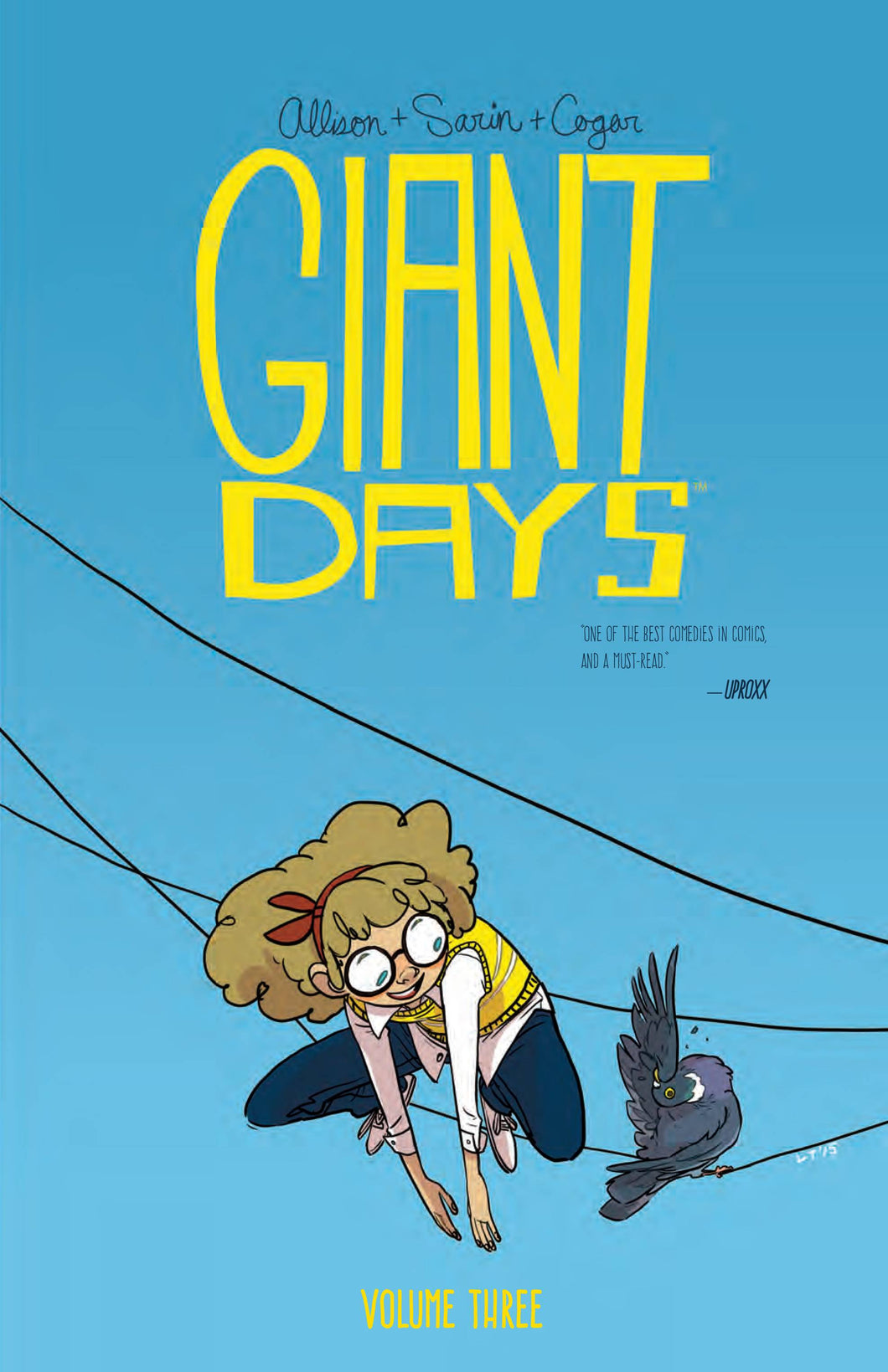 GIANT DAYS TP VOL 03