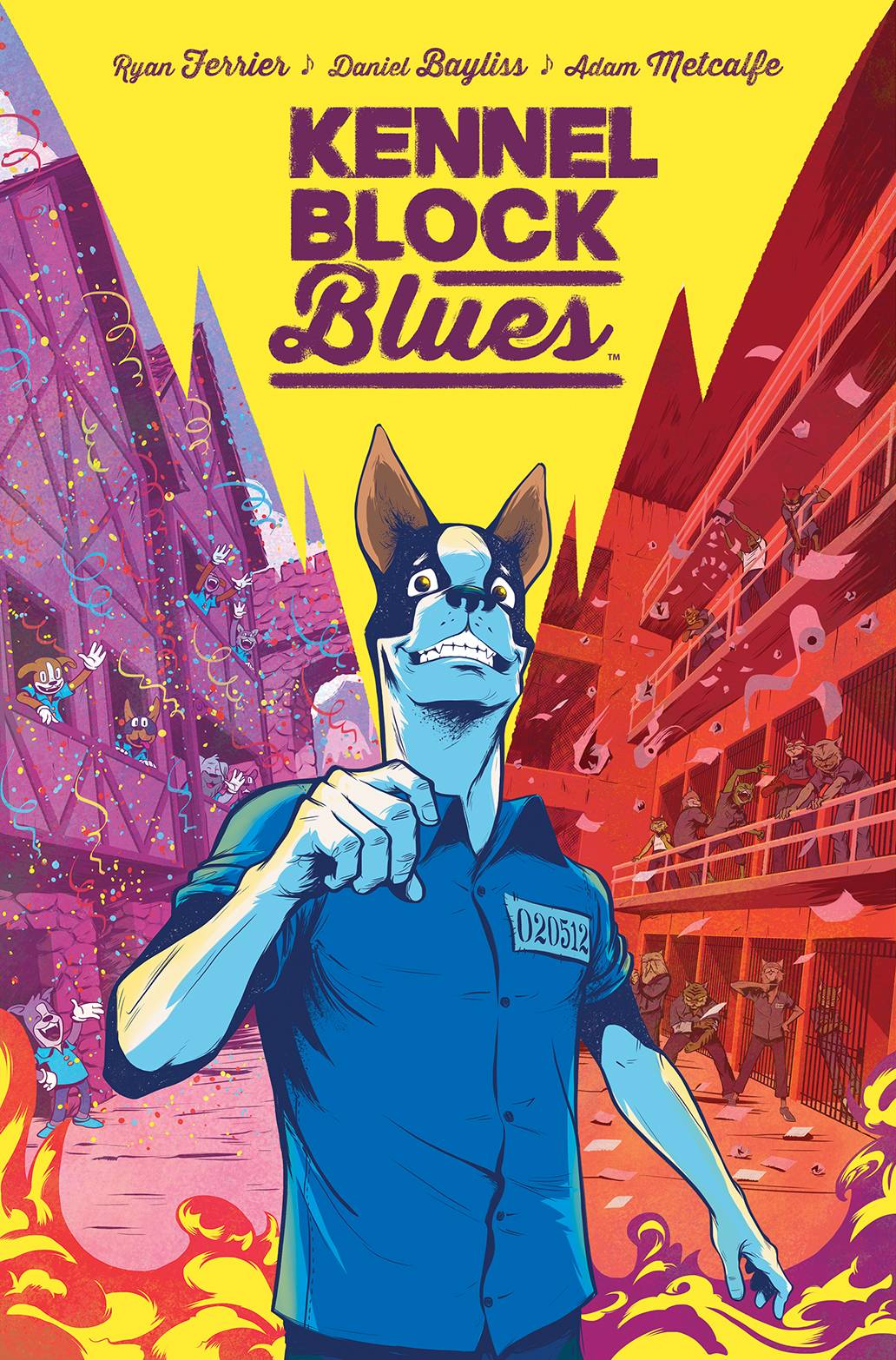 KENNEL BLOCK BLUES TP