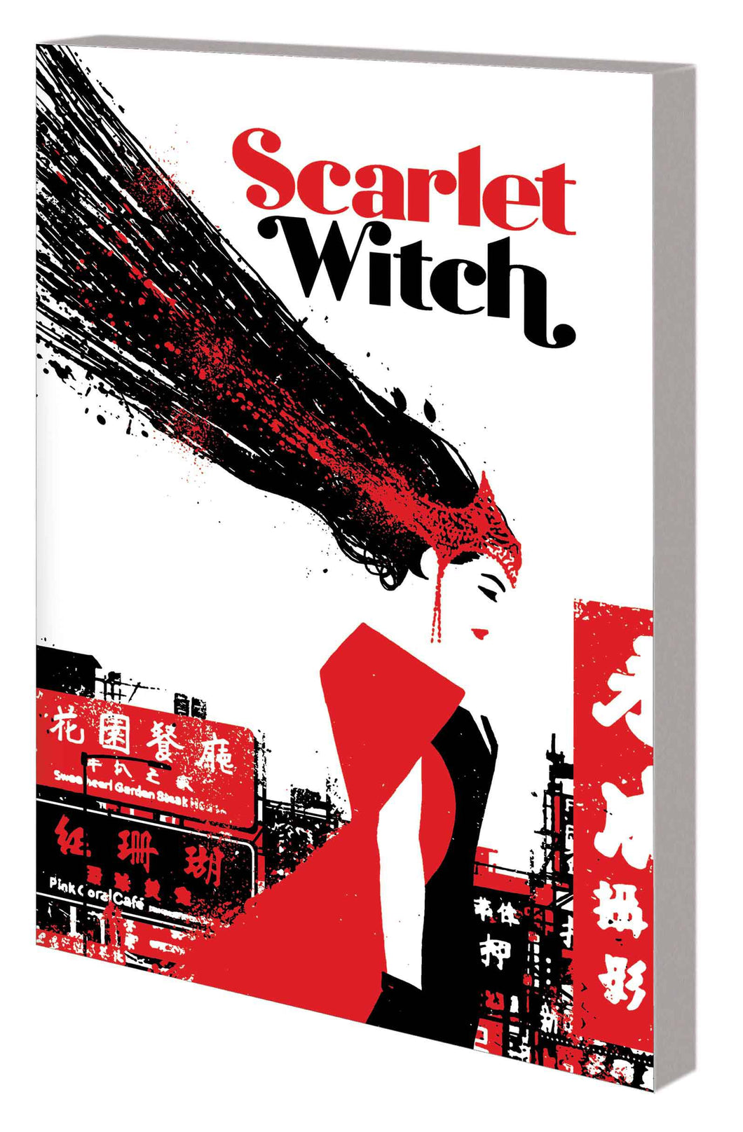 SCARLET WITCH TP VOL 02 WORLD OF WITCHCRAFT