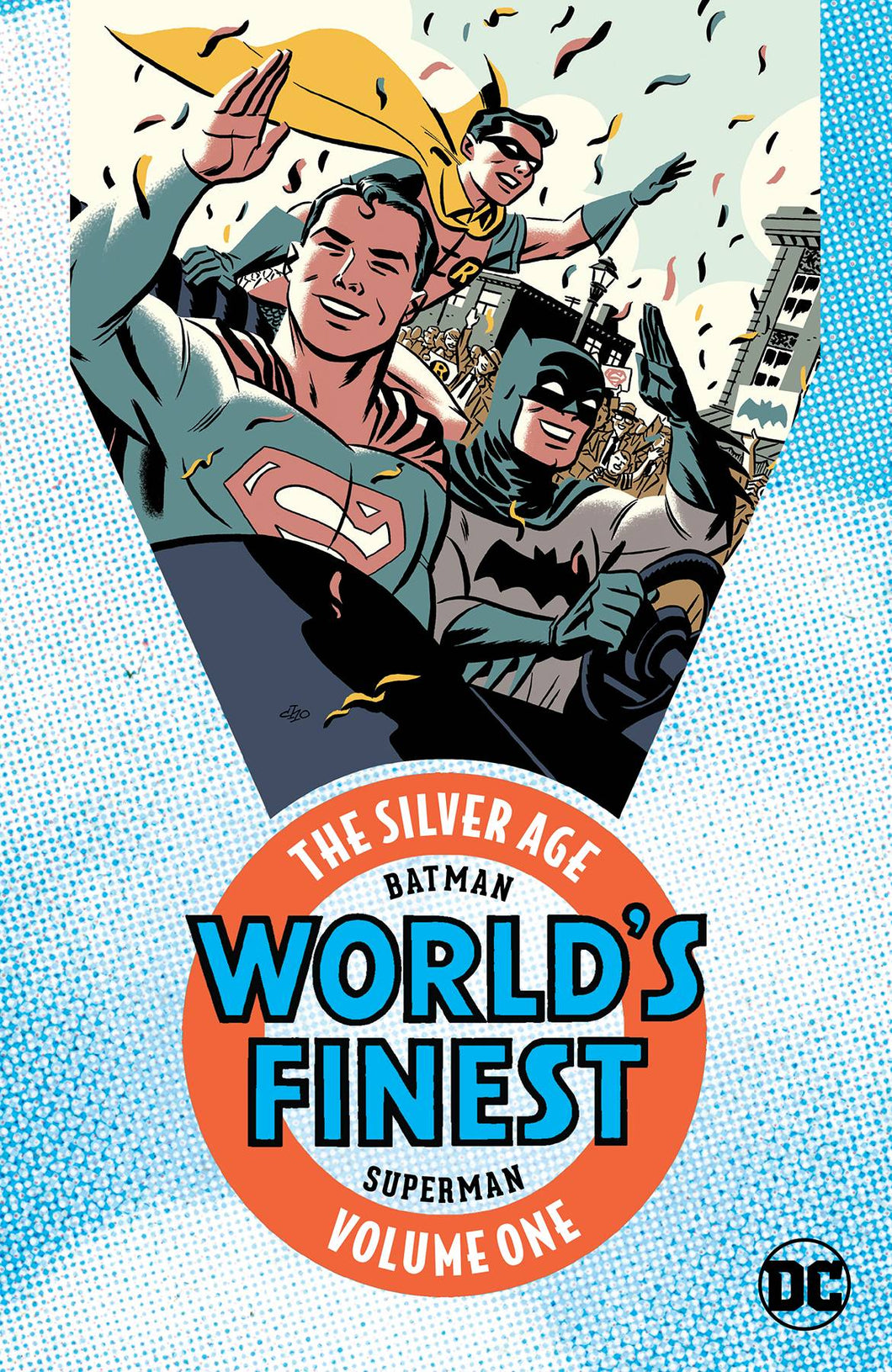 BATMAN & SUPERMAN IN WORLDS FINEST THE SILVER AGE TP VOL 01