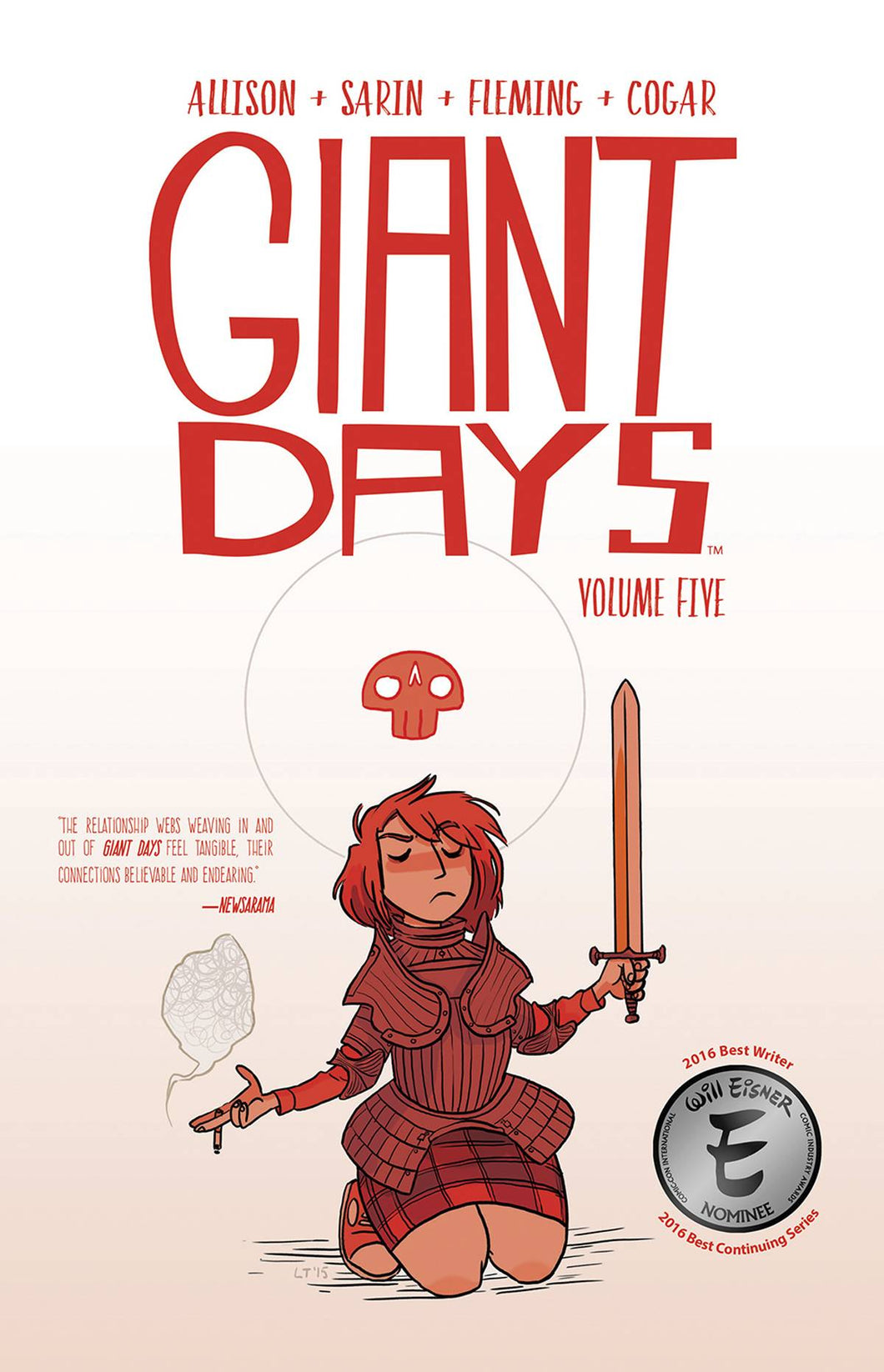 GIANT DAYS TP VOL 05