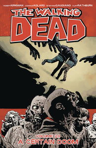 WALKING DEAD TP VOL 28 A CERTAIN DOOM