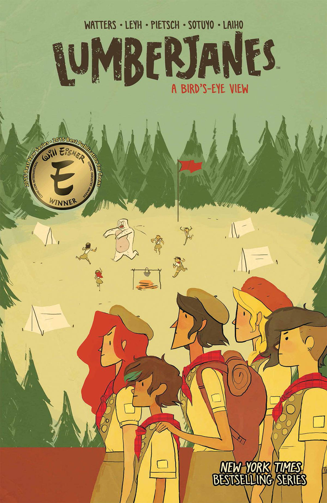 LUMBERJANES TP VOL 07 BIRD'S EYE VIEW