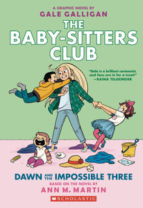 BABY SITTERS CLUB COLOR ED GN VOL 05 DAWN IMPOSSIBLE 3