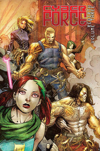 CYBER FORCE REBIRTH TP VOL 03