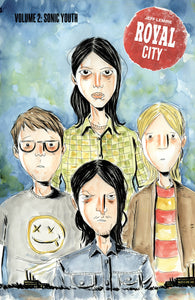 ROYAL CITY TP VOL 02 SONIC YOUTH