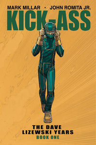 KICK-ASS DAVE LIZEWSKI YEARS TP VOL 01