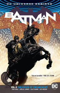 BATMAN TP VOL 05 RULES ENGAGEMENT