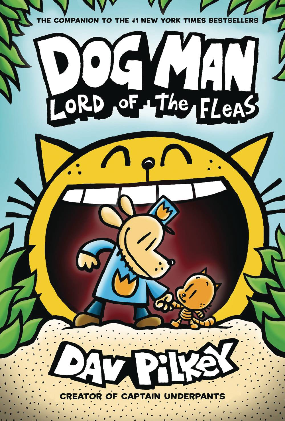 DOG MAN GN VOL 05 LORD OF FLEAS